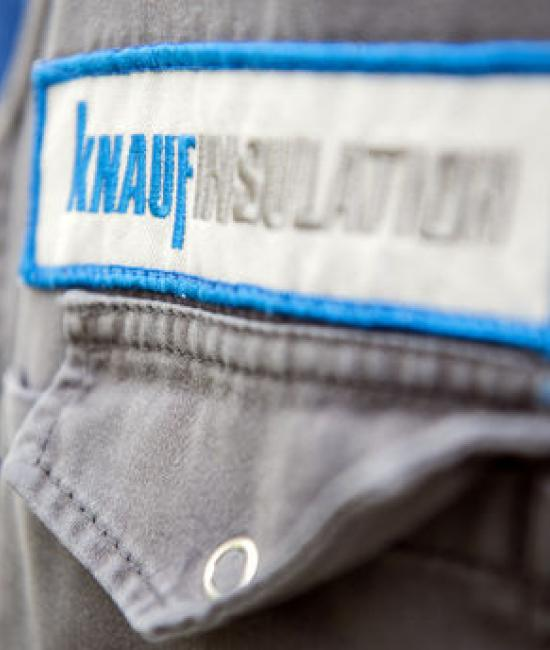 Knauf Insulation Workclothes logo