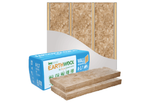 Glasswool - Wall - Earthwool External Wall batt