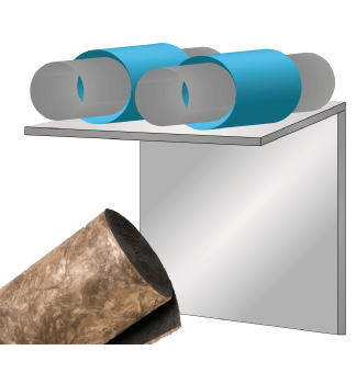 Glasswool - Duct Liner - Climacoustic HVAC/OEM roll