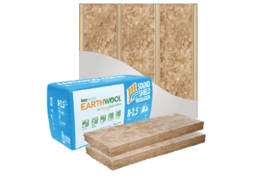 Glasswool - Wall - Earthwool Acoustic insulation