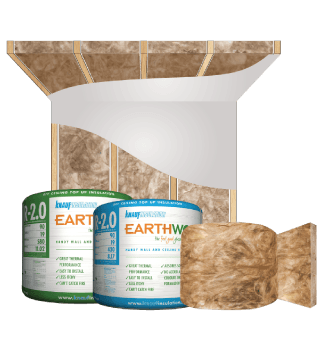 Glasswool - Multiple Applications - Earthwool Multi-Use roll