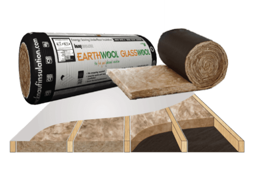 Glasswool - Floor - Earthwool Underfloor roll