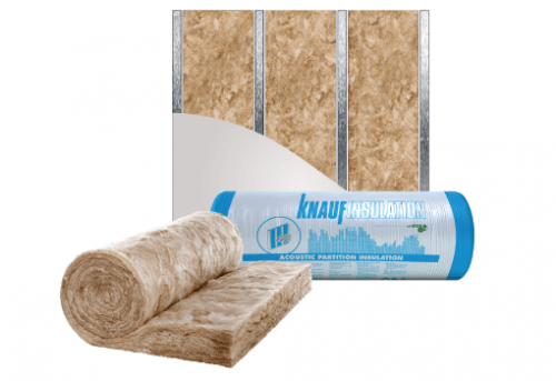 Glasswool - Wall - Knauf Insulation Acoustic