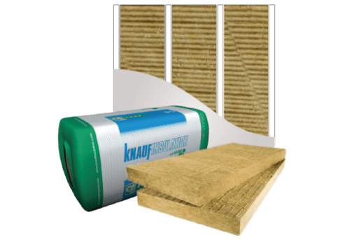 Rock Mineral Wool - Wall - Rocksilk External Wall slab