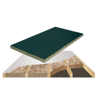 Rock Mineral Wool - Floor - Earthwool Soffit Linerboard